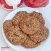 Biscuiti cu ghimbir si fructe / Ginger and fruit cookies