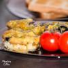 Briose omleta / Omelette muffins