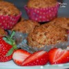 Briose delicioase fara faina, unt sau zahar / Delicious flourless, butterless and sugarless muffins