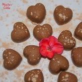 Bomboane raw cu maca / Raw maca chocolates