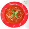 Supa crema de rosii cu busuioc si menta / Basil&mint tomato soup