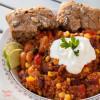 Chili vegetarian / Vegetarian chili