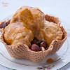 Inghetata de dovleac / Pumpkin ice cream