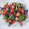 Stir-fry de legume / Vegetable stir-fry