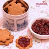 Biscuiti cu quinoa si migdale / Quinoa almond cookies