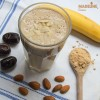 Smoothie cu banane si curmale / Banana and date smoothie