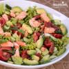 Salata de somon si avocado / Avocado & salmon salad