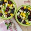 Salata de fructe cu rom si miere / Rum & honey fruit salad