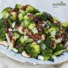 Broccoli cu sos dulce acrisor / Broccoli with sweet & sour sauce