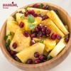 Salata de ananas, rodie si menta / Pineapple, pomegranate & mint salad