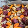 Radacinoase la cuptor / Roasted root vegetables