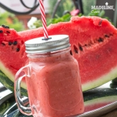Smoothie de pepene rosu / Watermelon smoothie