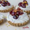 Tarte cu fructe, fara coacere / No bake fruit tartlets