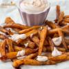 Cartofi dulci copti cu scortisoara / Cinnamon roasted sweet potatoes