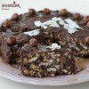 Tort de biscuiti fara gluten / Gluten-free chocolate biscuit cake