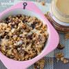 Cereale cu unt de arahide / Peanut butter cereal