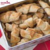 Cornulete fragede cu miere / Tender honey rolls