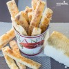 Saratele fragede cu branza / Tender cheese crackers