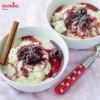 Orez cu lapte la slow cooker / Slow cooker rice pudding