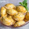 Placintele cu branza si chimen / Cheese cumin empanadas