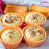 Briose cu dovleac si scortisoara / Pumpkin cinnamon muffins