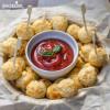 Chiftelute keto de conopida / Keto cauliflower tots