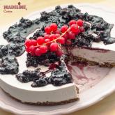 Cheesecake vegan de cocos / Vegan coconut cheesecake