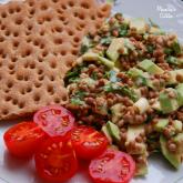 Mancarica picanta de linte / Spicy lentil stew