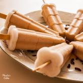 Inghetata de lucuma / Lucuma ice cream
