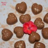Bomboane raw cu maca / Raw maca chocolates