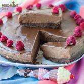 Tort raw vegan de ciocolata  / The ultimate raw vegan chocolate cake