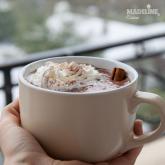 Ciocolata calda cremoasa / Creamy hot chocolate