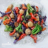 Stir-fry de legume / Vegetable stir-fry