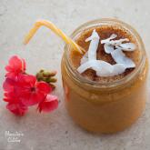 Smoothie raw de dovleac / Raw pumpkin smoothie