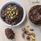 Budinca de avocado si ciocolata/ Chocolate avocado pudding