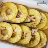 Ananas la cuptor / Roasted pineapple