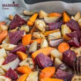 Radacinoase la cuptor / Roasted root vegetables