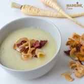 Supa crema de pastarnac / Cream of parsnip soup