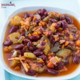 Mancare de legume la slow cooker / Slow cooker veggie casserole