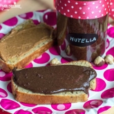 Nutella low carb / Low carb Nutella