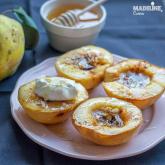 Gutui umplute la cuptor / Stuffed roasted quinces