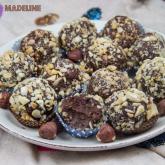 Trufe Ferrero Rocher keto / Keto Ferrero Rocher truffles