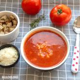Supa de rosii / Tomato soup