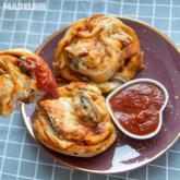Rulouri pizza / Pizza rolls