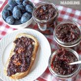 Magiun de prune la slow cooker / Slow cooker sugar free plum jam