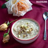 Budinca de taitei de orez / Rice noodle pudding