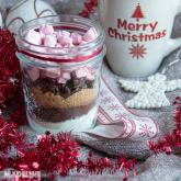 Ciocolata calda la borcan / Hot cocoa mix in a jar (VIDEO)