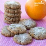 Ricciarelli light – Fursecuri sanatoase cu migdale / Light almond cookies