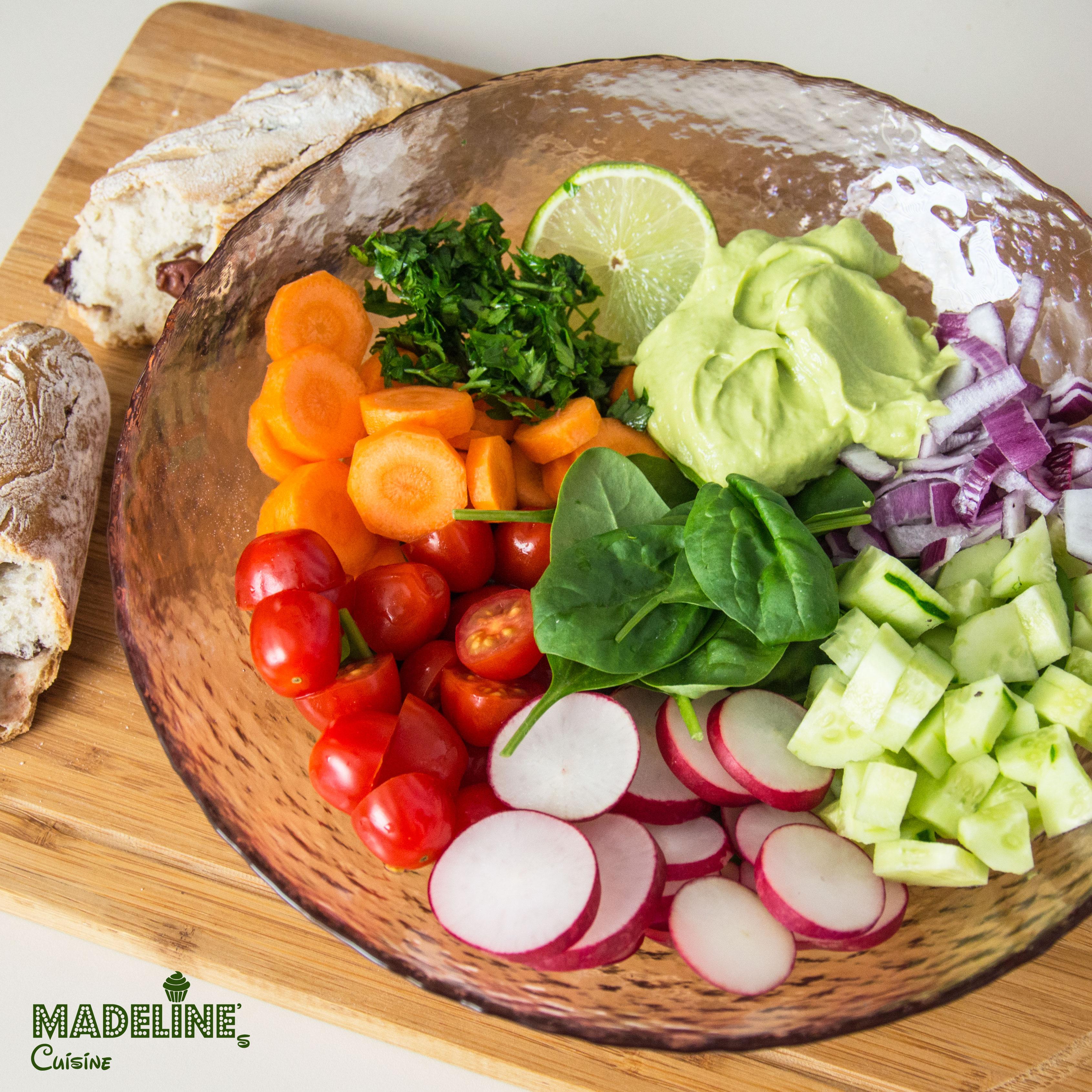 Salata vitaminizanta