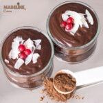 Budinca ciocolatoasa / Chocolaty pudding